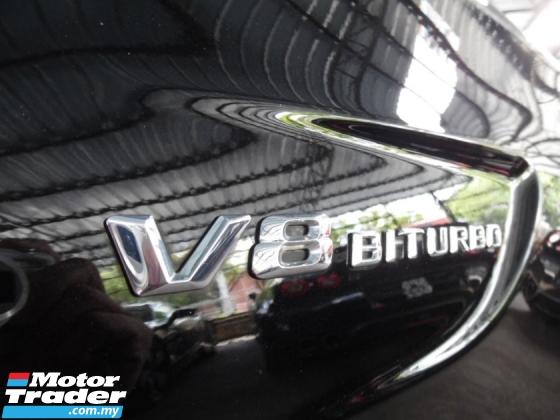 2015 MERCEDES-BENZ C-CLASS C63 S 4.0 V8 BiTURBO AMG SPORT SEDAN 4 DOORS