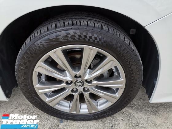 2017 TOYOTA VELLFIRE Toyota Vellfire 2.5 Golden Eye with pre crash