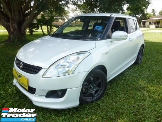 2012 SUZUKI SWIFT GLX 1.4 (A)- PUSH START