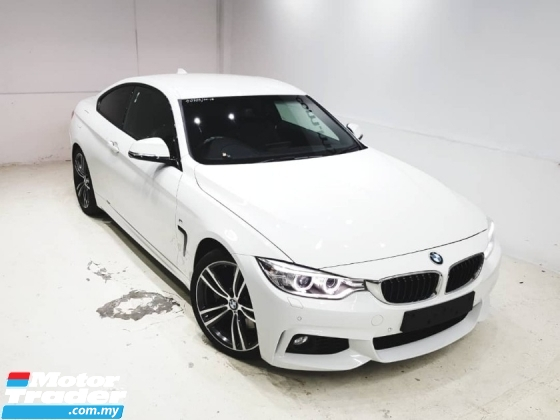 2015 BMW 4 SERIES 428 MSPORT COUPE UNREGISTERED