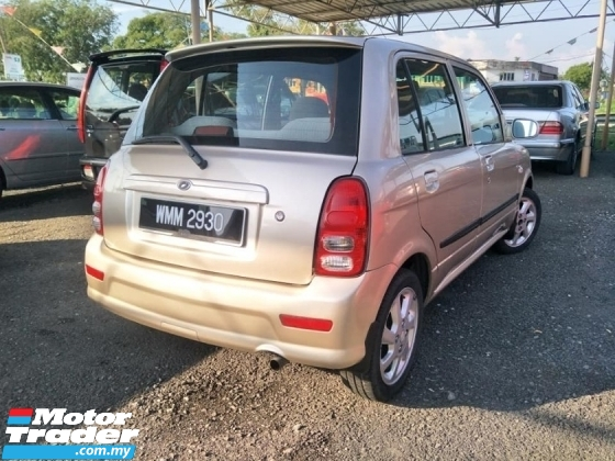 2005 PERODUA KELISA Perodua KELISA 1.0 EZ (A) 1 Owner Offer OTR PRICE