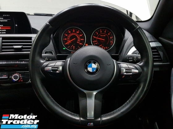 2015 BMW 2 SERIES 218 M SPORT COUPE UNREGISTERED