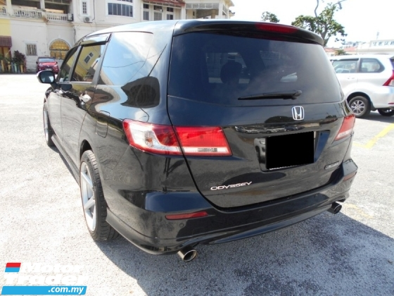 2010 HONDA ODYSSEY 2.4 RB3 ABSOLUTE MUGEN FULL BODY KIT LIKE NEW