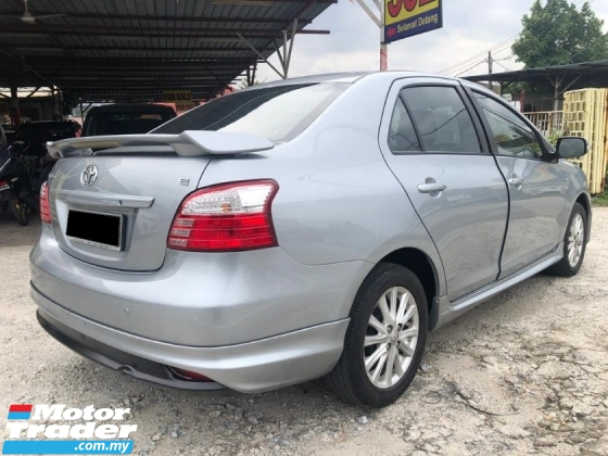 2013 TOYOTA VIOS 1.5E (AT) 1 CAREFUL OWNER LOW MILEAGE