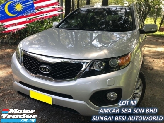 2013 KIA SORENTO 2.4 XM ENHANCED (A) PANORAMIC 1 OWNER