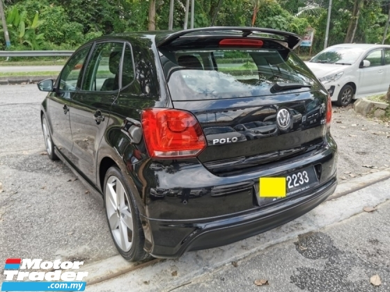2011 VOLKSWAGEN POLO 1.2 H B SPORT VERSION GOOD CONDOTION LADY OWNER NICE NUMBER