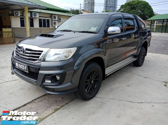 2015 TOYOTA HILUX TRD DOUBLE CAB 3.0G (AT)