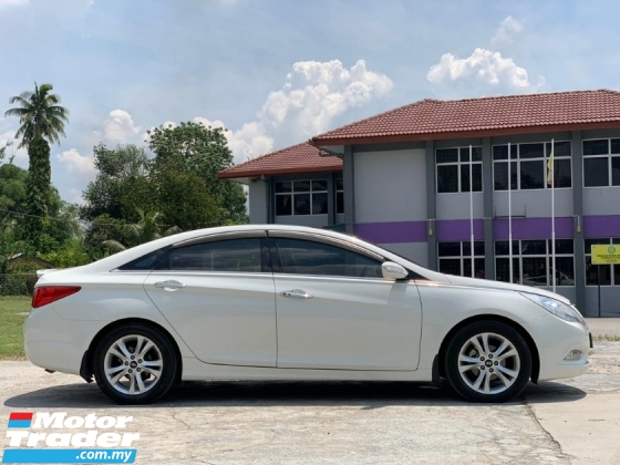 2012 HYUNDAI SONATA 2.0 GLS HIGH SPEC- EZI LOAN APPROVED !