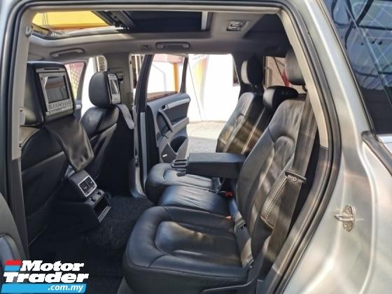 2007 AUDI Q7 Audi Q7 3.6 QUATTRO PETROL PANORAMIC Pw/BOOT BOSE