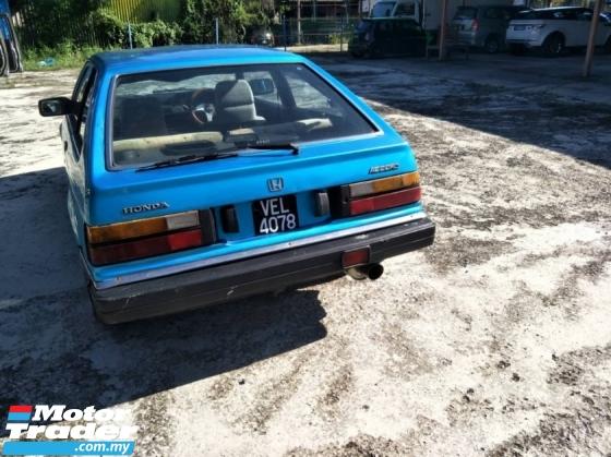 1982 HONDA ACCORD 1.6 Sports Coupe