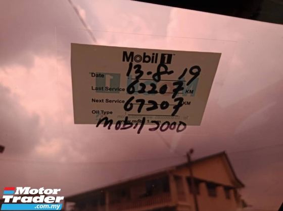 2012 PERODUA MYVI 1.5 SE FACELIFT FULL SERVICE RECORD