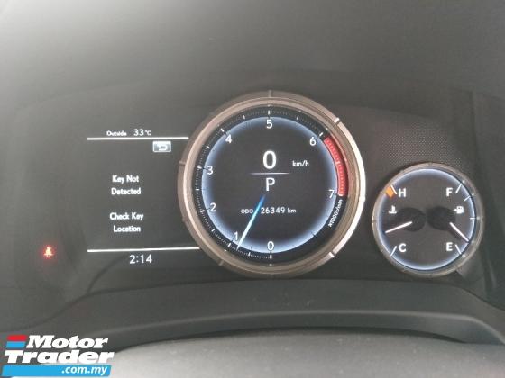 2016 LEXUS RX 200t Premium Sport 2.0 Turbocharged 235hp Pre-Crash Dynamic Radar Cruise Control Reverse And Side Ca