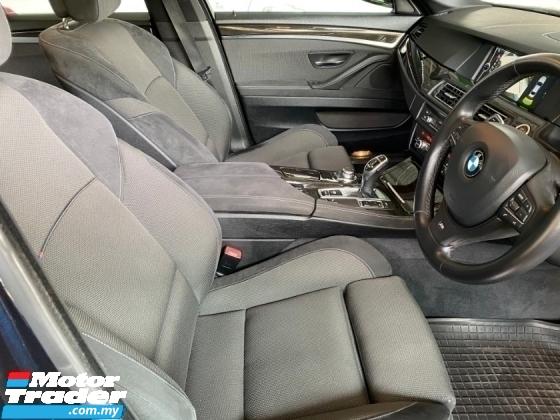 2014 BMW 5 SERIES  520I  M/SPORT  UN-REGISTER