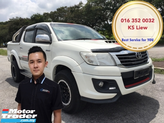2016 TOYOTA HILUX 2.5 Double Cab TRD