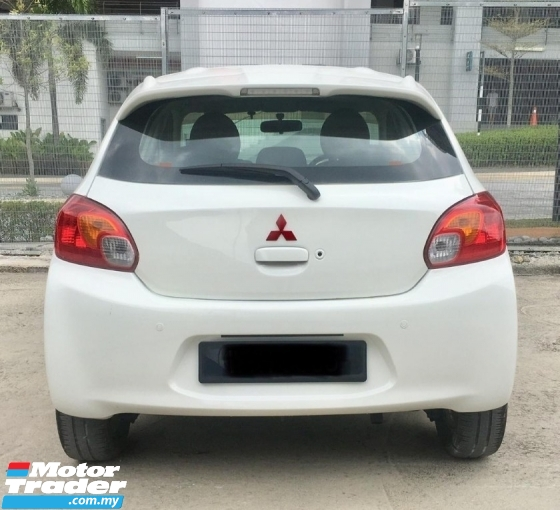 2012 MITSUBISHI MIRAGE 1.2 MIRAGE GS AT (TRUE YEAR MAKE)(LOW MILEAGE)