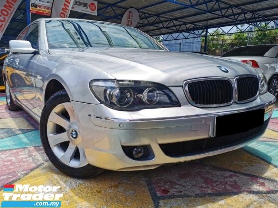 2007 BMW 7 SERIES Bmw 730Li 3.0 (A) LUXURY SUNROOF Pw/BOOT WARRANTY