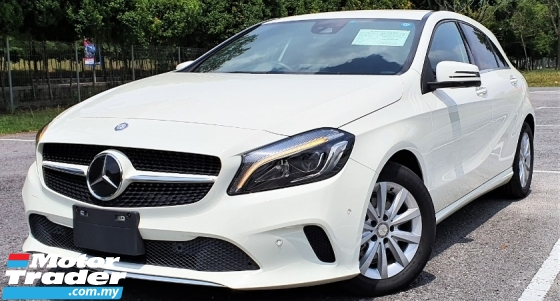 2016 MERCEDES-BENZ A-CLASS 2016 MERCEDES BENZ A180 SE 1.6 TURBO DYNAMIC MODE JAPAN SPEC CAR SELL PRICE ONLY RM 129,000.00 NEGO