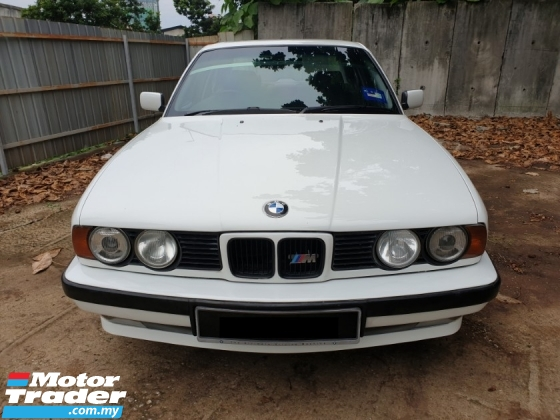 1994 BMW 5 SERIES 525I (A) VERY GOOD CONDITION MUST VIEW