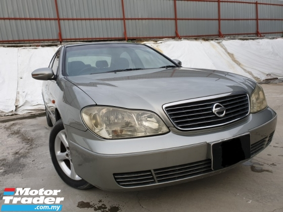 2007 NISSAN CEFIRO 2.0 EXCIMO G (A) WELL MAINTAIN