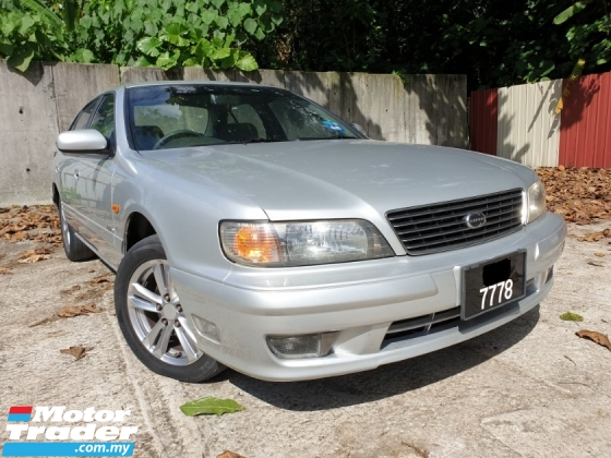 2000 NISSAN CEFIRO 2.0 EXCIMO G (A) WELL KEEP