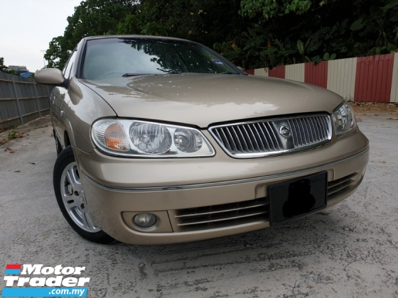 2005 NISSAN SENTRA 1.6 SG-L (A) VERY GOOD CONDITION