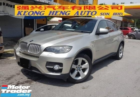 2010 BMW X6 XDRIVE 35I (FREE 1 YEAR WARRANTY)