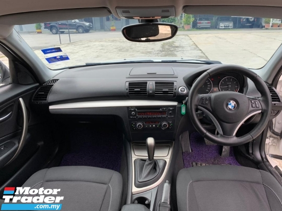 2010 BMW 1 SERIES 118I TIPTOP BEST CONDITION