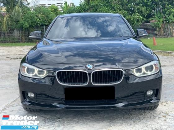 2015 BMW 3 SERIES 316I F30 1.6 Auto Facelift BEST TIPTOP