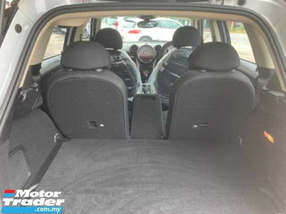 2011 MINI Countryman Cooper Compact 5 Seated SUV