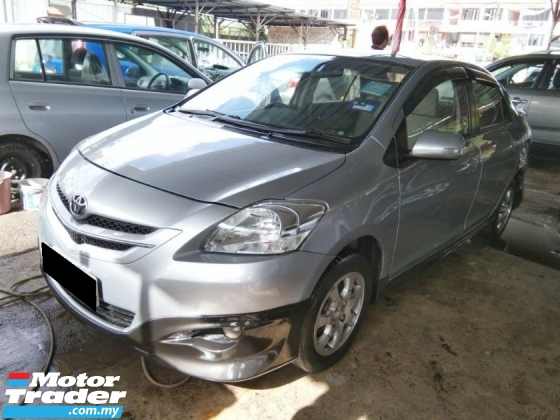 2010 TOYOTA VIOS 1.5E (AT) 1 ori owner well maintance tiptop