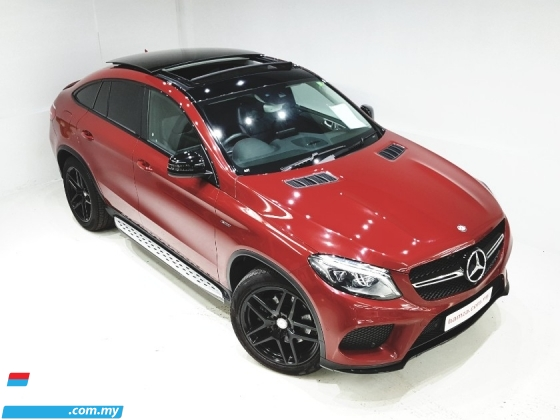 2015 MERCEDES-BENZ GLE 450 3.0 AMG COUPE