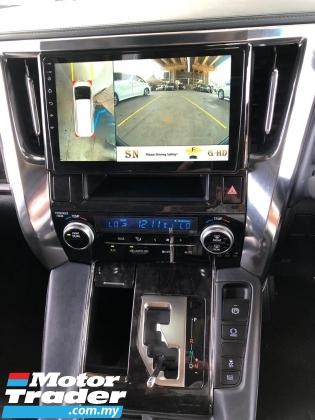 2019 TOYOTA ALPHARD 2.5 SC Inc SST Modelista Bodykit Android Sunroof 360 Cam Pre Crash Lane Keeping Assist Full Spec Unr