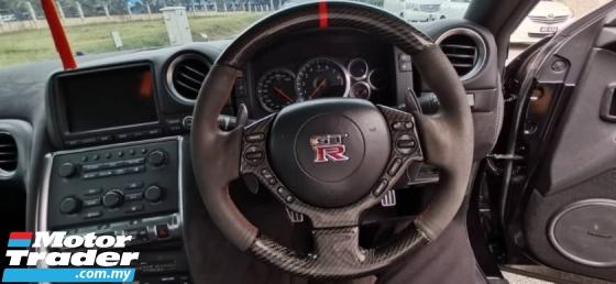 2008 NISSAN GT-R GT-R BLACK EDITION