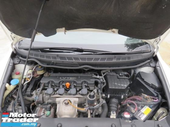 2011 HONDA CIVIC 1.8 (A) S-L New Facelift Type R Bodykit L-Seat
