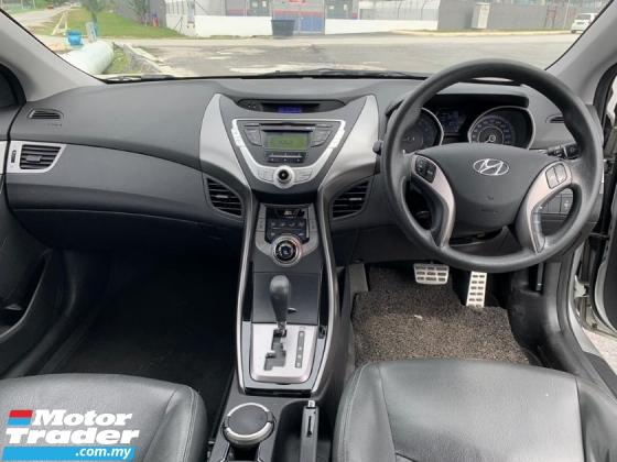 2014 HYUNDAI ELANTRA 1.6 GLS FULL SERVICE RECOD 1 LADY OWNER LIKE NEW
