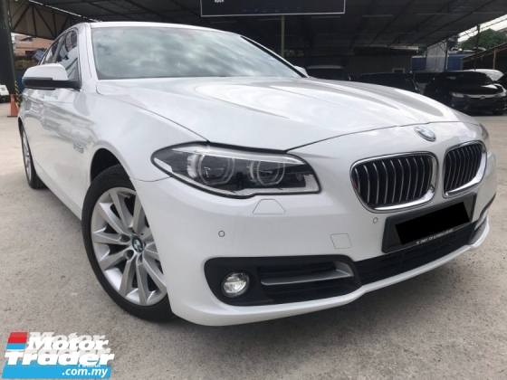 2014 BMW 5 SERIES 520I YEAR MADE 2014 CKD F10 F 10