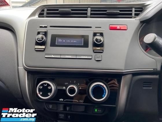2015 HONDA CITY 1.5 i-VTEC WARRANTY - HONDA SERVICE REC - LIKE NEW
