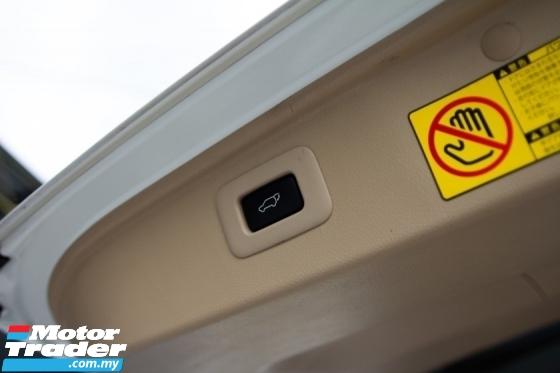 2015 TOYOTA VELLFIRE 3.5 VL FULL SPEC PILOT SEAT