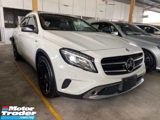 2014 MERCEDES-BENZ GLA UN-REGISTER GLA250 AMG