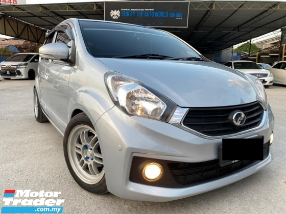2016 PERODUA MYVI 1.3 EZI MANUAL CAR KING