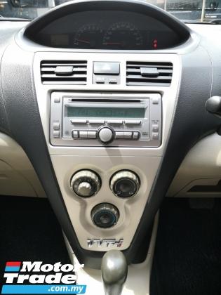 2008 TOYOTA VIOS Toyota Vios 1.5 E AT VVTI TIP TOP CONTITION