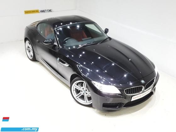 2016 BMW Z4 M SPORT 28i S-DRIVE 240HP UNREG
