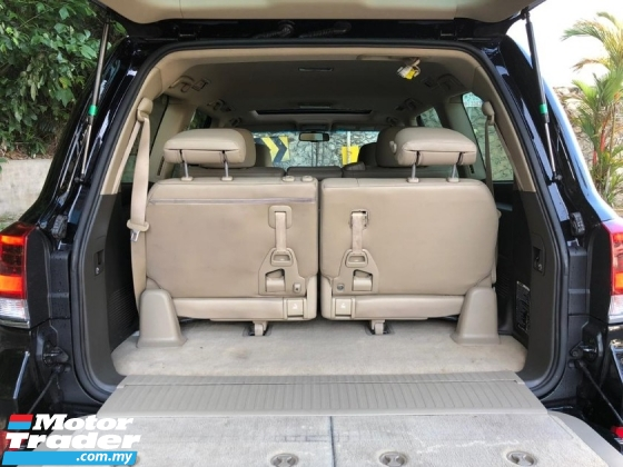 2007 TOYOTA LAND CRUISER AX G SELECTION