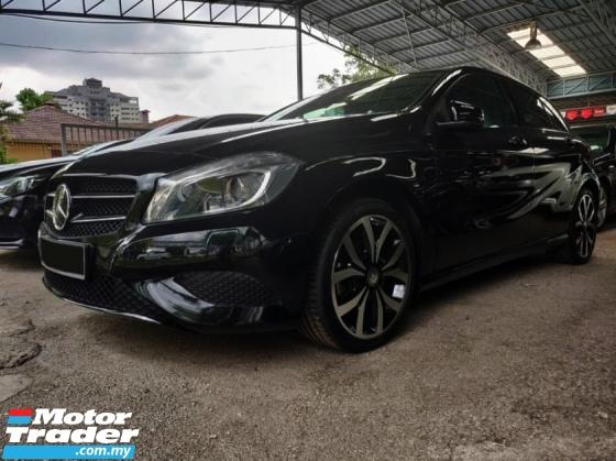 2016 MERCEDES-BENZ A-CLASS 2016 Mercedes Benz A200 LOCAL 1.6 (A) U/Warranty