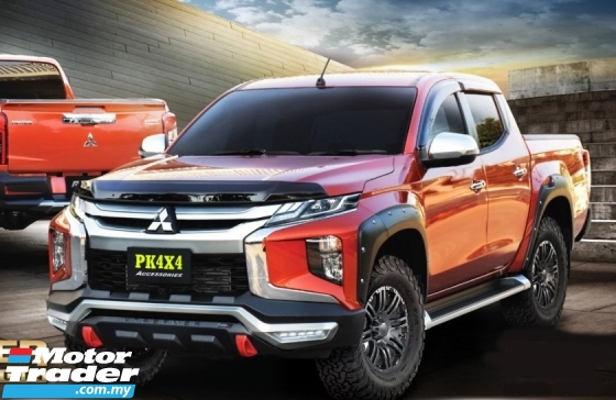 MITSUBISHI TRITON 2019 XTREME EDITION FRONT BUMPER GUARD ACCESSORIES