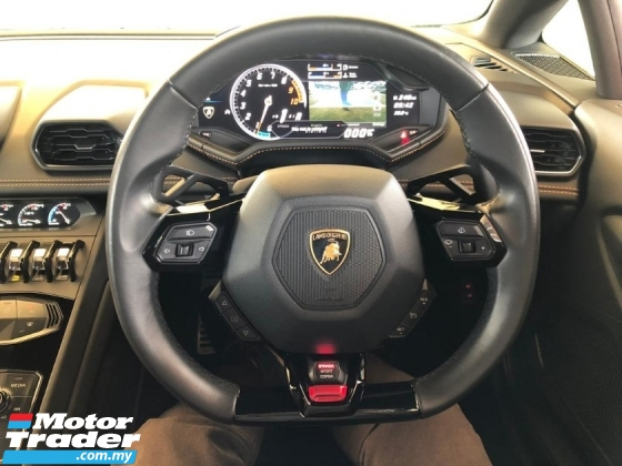2015 LAMBORGHINI HURACAN LP610 4 LIFT UP SYSTEM ALL TAX INCLUDE