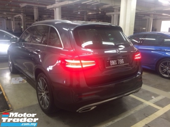 2016 MERCEDES-BENZ GLC 250 GLC250