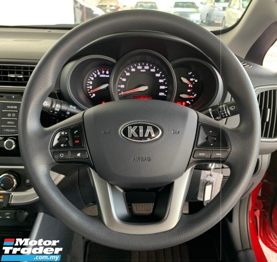 2016 KIA RIO Kia Rio 1.4 K2 Auto Facelift Premium Luxury Model