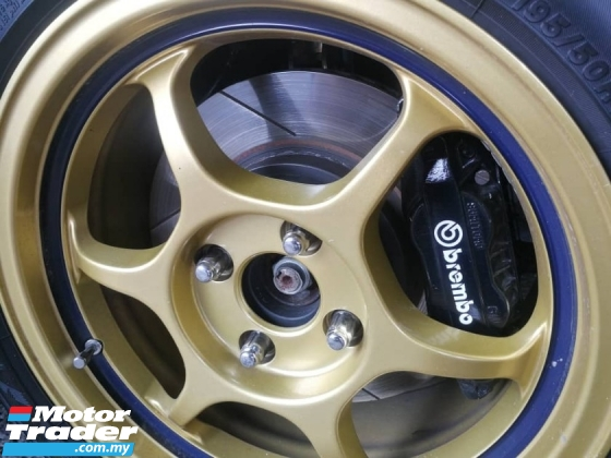 2015 PERODUA MYVI 1.3 SE  BREMBO KIT FULL RACE PART