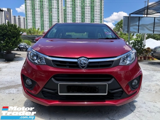 2018 PROTON PERSONA 1.6 PREMIUM ,Under Warranty By Proton,Low Mileage
